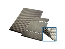 Anti fatigue rubber mats