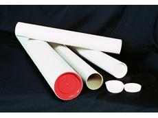Cardboard mailing tubes
