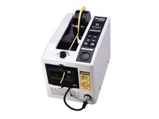 Get Packed's electronic tape dispensers can dispense tape in lengths from 20mm up to 999mm