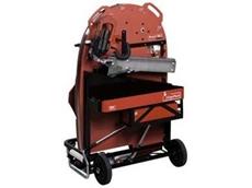 ErgoPack pallet strapping machine