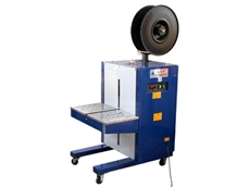 GPSAS28 side seal semi automatic strapping machine