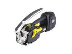 Zapak 26 cordless battery powered strapping tools offer a maximum tension of up to 330kg