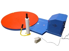 Electric turntable