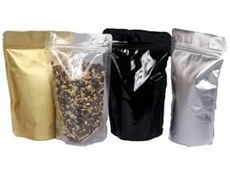 Stand Up Pouches a favoured choice in food packaging