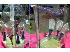 Flexible Welding Enclosures