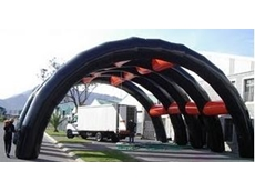 Inflatable Field Store