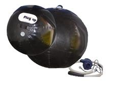 Spherical Isolation Plug