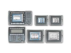The new, smaller EXTER operator terminals by Beijer Electronics.