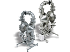 Verderair Air Operated Diaphragm Pumps from Global Pumps