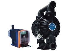 Chemical Drum, Magnetic and Diaphragm Pumps from Global Pumps