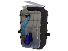 ​ Easy To Install Complete Sewage and Stormwater Packaged Pumping Stations From Global Pumps