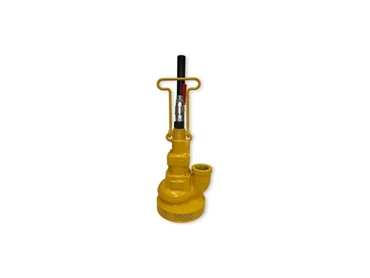 Talbo air-operated submersible pumps