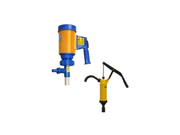 Techniflo Drum Pumps are compact and robust.jpg
