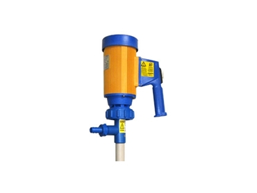 Drum Pumps are lightweight and have a modular design .jpg