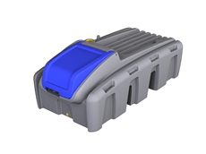 400ltr Low Profile Ute Mate Diesel Tank from Global Roto-Moulding