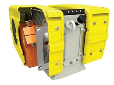 A rotomoulded safety guard is easier to access, remove and replace, providing key OHS advantages