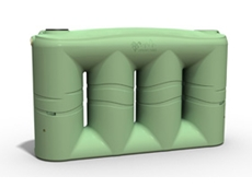 Urban Slimline Rainwater Tank