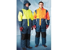 GSSM's freezer wear is suitable for cold working environments, chilled work areas and sub-zero conditions