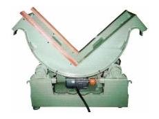 The Coil turnover machine