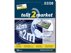 3rd issue of telit2market M2M e-Magazine from Glyn High-Tech Distribution
