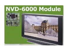 The NVS-6000 H.264 Network Video Server / Display Module