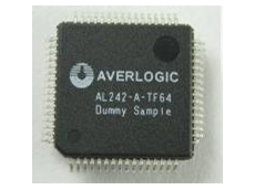 Averlogic AL242 Adaptive 2D Comb-Filter Video Decoders available from Glyn High-Tech Distribution