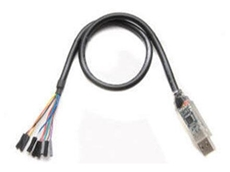 USB-MPSSE cables can provide a USB to SPI, I2C or JTAG interface