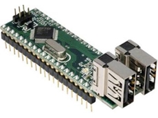Vinculum USB host evaluation module