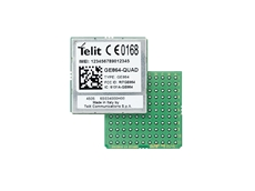 The Telit GE864 module product family is ideal for use in telemetric and automotive applications