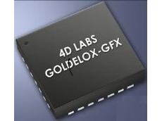 The GOLDELOX-GFX graphics processor