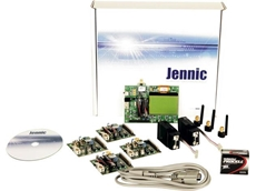 Jennic wireless MCU and network stack becomes part of a ZigBee compliant platform
