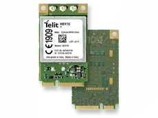Mini PCI Express 3G Module from GLYN High-Tech Distribution