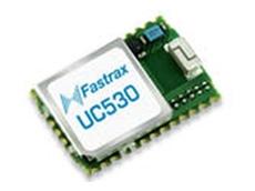 Fastrax UC530 GPS module