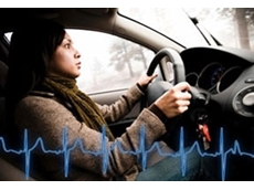 Plessey's sensor solution monitors Heart Rate Variability to detect driver fatigue