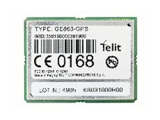 Small combined GPRS/GPS module