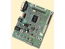 URT TMS-9083 A/D driver board