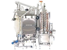 RotaTherm continuous cooking and processing system