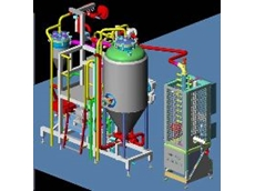 Aseptic RotaTherm system.