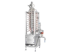 The RotaTherm Continuous Cooking system can process a range of products.