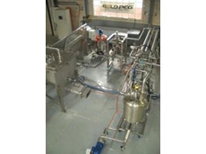 The RotaTherm direct steam injection (DSI) continuous cooking system
