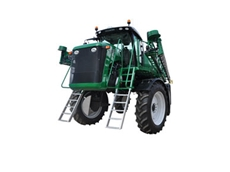 Crop Cruiser Evolution sprayer from Goldacres