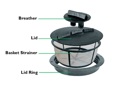 DIY tank accessories are available including breather, lid, basket strainer