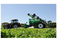 Sprayers for mid to large applications