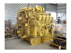 Fully reconditioned Caterpillar engines and generators