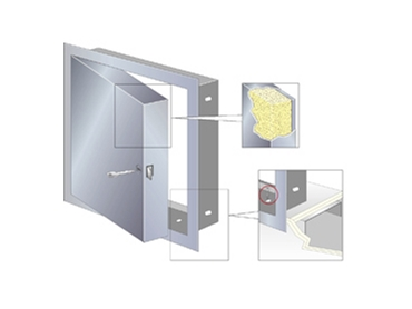 Access doors for ceiling and walls