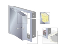 Easily Access Ducts, Cable Shafts and Spaces with Ceiling Doors and Wall Doors from Gorter Hatches