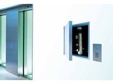 Wall and ceiling access panels made with steel sheets