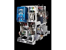 Graco XM PFP plural-component sprayer for passive fire protection materials