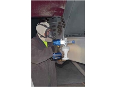 New Graco XForce HD cordless airless sprayers for protective and marine coatings