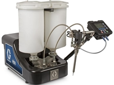 New Liquid Control system available from Graco
